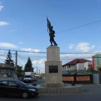Cățelu, sat; Glina, comuna - Monumentul Eroilor căzuți în primul război mondial