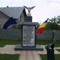 Petrăchioaia - Monumentul Eroilor căzuți în primul război mondial