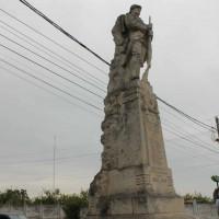 Tâncăbești - Monumentul eroilor căzuți în primul război mondial