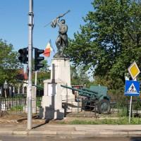 Tunari - Monumentul eroilor căzuți în primul război mondial