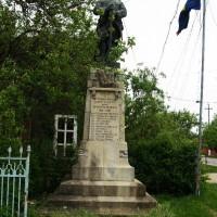 Grădiștea sat (fost Greci), Grădiștea com. - Monument