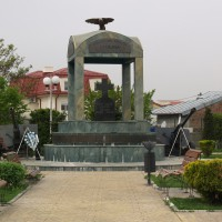 Chiajna - Monumentul eroilor Chiajna