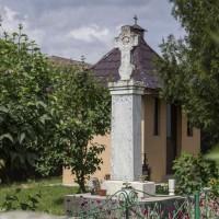 Tânganu, sat, Cernica comună - Monumentul eroilor căzuţi în primul război mondial