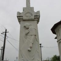 Siliștea Snagovului, Gruiu com - Obelisc