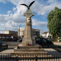 Popești Leordeni - Monumentul Eroilor căzuți în Primul război mondial