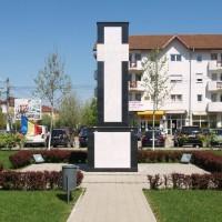 Bragadiru - Crucea Comemorativă a  Eroilor căzuți în Primul Război Mondial