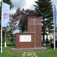 Balotești - Monument