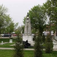 Chitila - Obelisc în memoria Eroilor căzuți în primul război mondial
