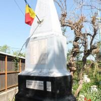 Nefliu Vârteju, oraș Măgurele - Monument primul război mondial