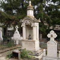 Jilava - Cruce dedicată  ctitorilor  bisericii din parohia Mierlari Jilava si eroilor