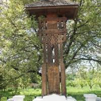Cernica - Troiță de lemn