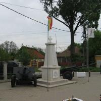 Caciulati/Pașcani, com Moara Vlăsiei - Cruce