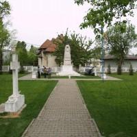 Chitila - Cruce memorială