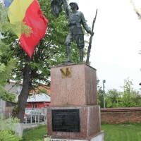 Fundeni sat, Dobroești comuna - Monumentul Eroilor căzuți în primul război mondial