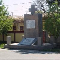 Dărăști-Ilfov - Cruce - Monument dedicată eroilor Primului Război Mondial